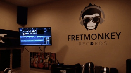 FRETMONKEY RECORDS CHINA! 专为中国定制的MV哦!