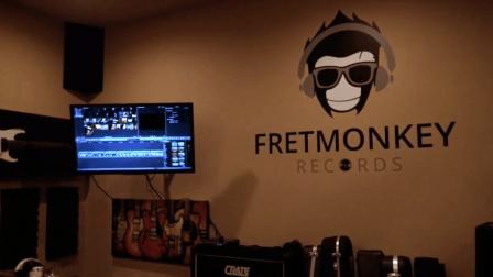 FRETMONKEY RECORDS CHINA! 专为中国定制的MV哦!