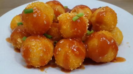 土豆又出新吃法, 做法简单又营养, 外酥里嫩比鸡米花都好吃, 真香