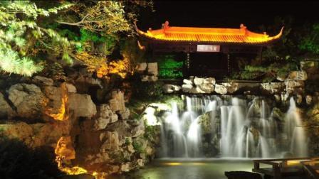 不一样的角度看扬州蜀冈西峰