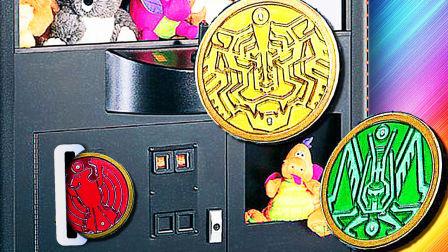 【屌德斯解说】 拆散情侣大作战 把假面骑士OOO核心硬币投进娃娃机会发生什么?