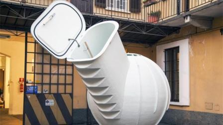 世界上最环保的冰箱, 不用一度电, 网友: 不就是地窖吗?