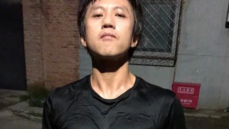 邓超每天瘦1公斤 衣衫湿透腹肌明显