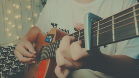 吉他弹唱周笔畅《最美的期待》未来可期 等你回来