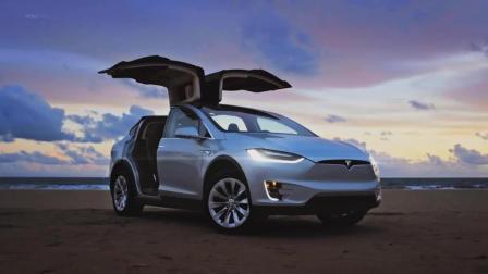 2018特斯拉ModleX试驾: 史上最实用的SUV运动型多用途车, 性能和空间的完美平衡!