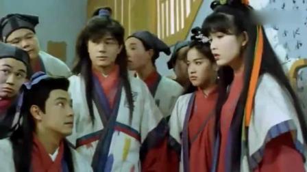 周慧敏, 张卫健, 郭富城想给新来的老师下马威, 结果害了达叔