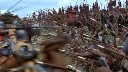 真正史诗级战争巨制, 口碑封神, 一群农民和正规军的对决, 太壮观
