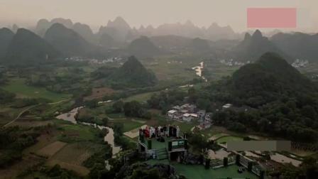 高清航拍, 中国十大风景名胜之一, 桂林山水甲天下