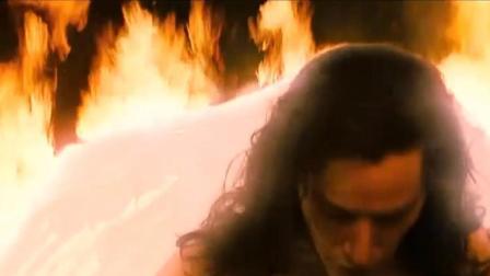 魔王撒旦之子化身超级天使, 直接将撒旦给干掉了, 实在是强悍