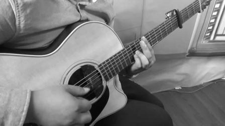 指弹吉他 flower dance花之舞吉他演奏曲