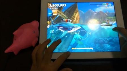 饥饿鲨之争取锯齿鲨6