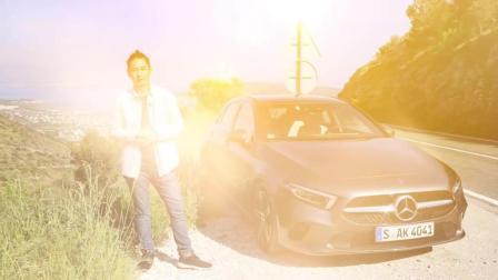 【GO车誌/buycartv】进击的A咖! 奔驰 Mercedes-Benz A200|海外试驾