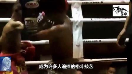 7岁小孩的泰拳比赛 拳拳打到肉 真正战斗民族