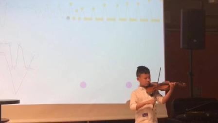 维瓦尔第《a小调小提琴协奏曲》(作品3之6, RV356)第三乐章