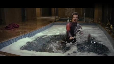 黑白迷宫: 黑道太子爷在泳池把美女人