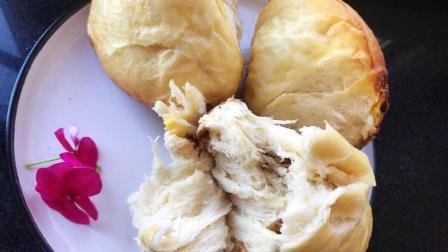 电饭锅做面包, 方法简单, 蓬松暄软