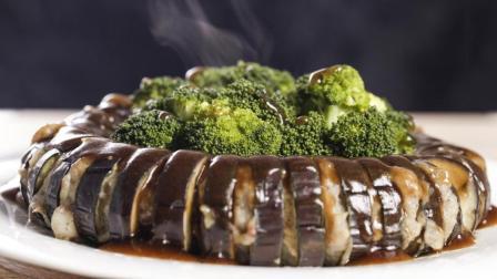 简易的宴客大菜, 好吃易做的蟠龙茄子, 拿来招待不失体面