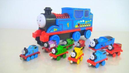 托马斯和他的朋友们小火车