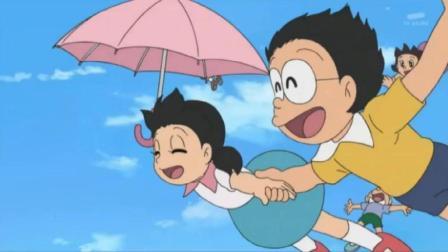 《哆啦A梦》大雄静香的恋爱史 -  (_ω_)ノ- ( ゜- ゜)つロ