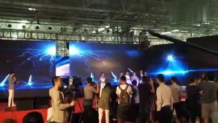 国金汽车品牌发布会!