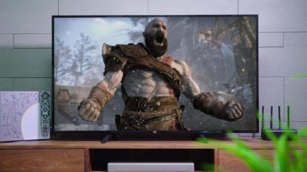 为游戏而生 冠捷 55G1X评测 奔奔教你怎么选真4K电视