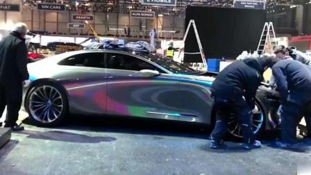 车展上的概念车真的只是空壳子? 让这台马自达概念车告诉你