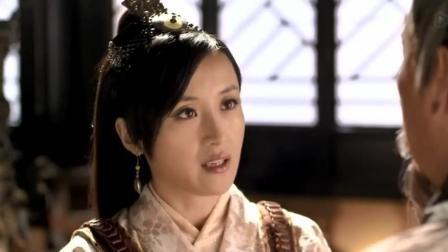 樊洪让樊梨花下山抵抗薛丁山大军, 黎山老母却这样说!