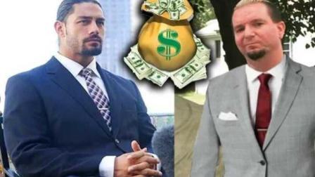 这10个WWE摔跤手比你想象的更富裕
