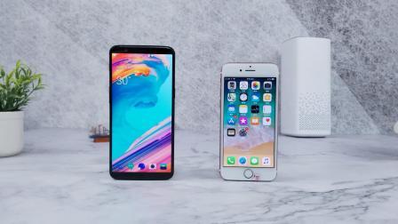 骁龙835大战苹果A10,一加5t对比iPhone7谁与争锋