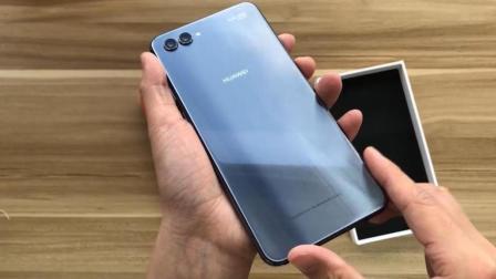 开箱! 1499元买的华为Nova2s: 哇, 这才是华为目前最漂亮的手机!