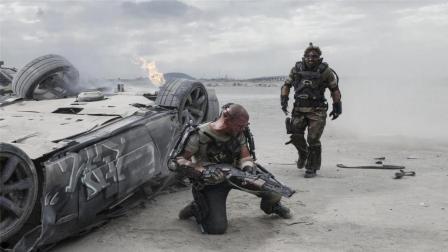 武器发展超乎想象, 外骨骼装甲的加入, 能让士兵一个顶三