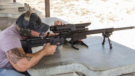 智能狙击步枪有多么强大的实力? 能让狙击手失业