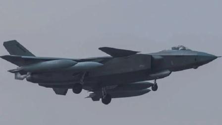 中国歼20演习结果出炉, 20比0大胜四代机, 或装备上千架