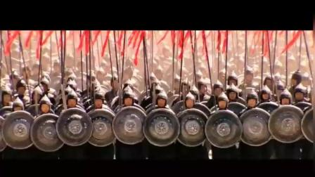 大秦军队弓强箭快能征善战, 横扫天下百战百胜, 看看这段就能明白