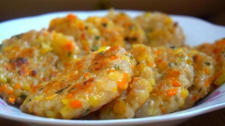 这才是土豆饼最好吃的做法, 味道鲜美, 做法简单, 学会可以摆摊了