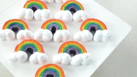 教你做流行的彩虹年轮蛋糕Baumkuchen, 可爱又好味