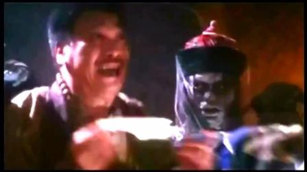 吴孟达、郝邵文打赌, 唤醒千年僵尸, 全被整惨了