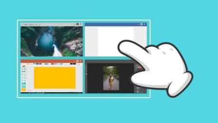 掌握快捷键, 让 Windows 二、三、四分屏和多桌面变成一秒钟的事