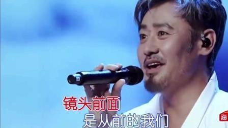 跨界歌王: 吴秀波韩东君演唱《体面》, 波叔还真