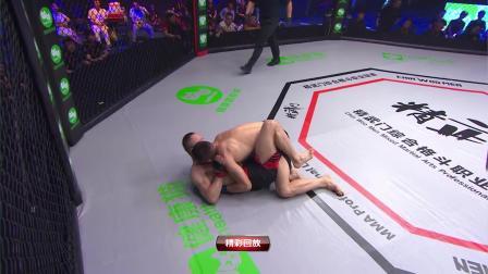 MMA暴力砸摔,一个比一个狠!摔到没脾气