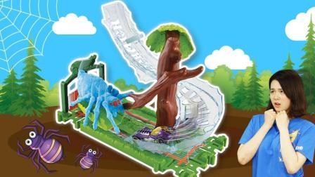 风火轮猛兽套装儿童探险早教玩具