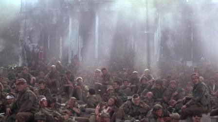 终极剪辑版超170分钟的超级战争大片, 场面创当时记录, 非常猛