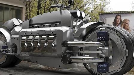 世界最快的重机车-道奇战斧, 时速达676公里, 却因此不能上路