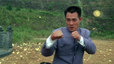 精武英雄陈真的精彩打斗片段