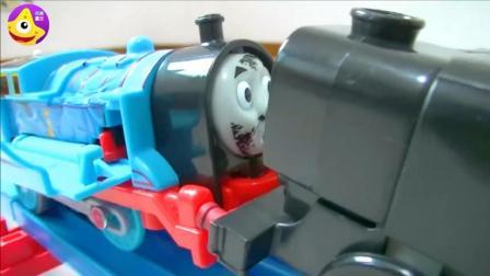 托马斯小火车世界大力士锦标赛 所有的小火车都来参赛啦