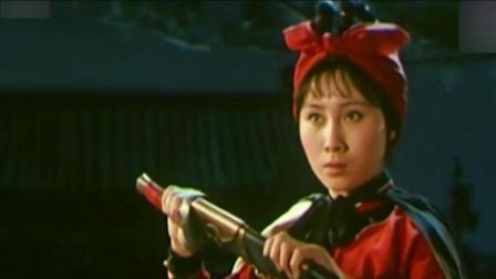 经典老电影侠女十三妹, 十三妹骑的难道真的是头驴吗