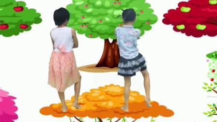 儿童舞蹈小苹果 少儿舞蹈视频大全