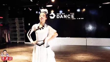民族舞《乌兰巴托的夜》, 不知道为什么, 总感觉哪里不对