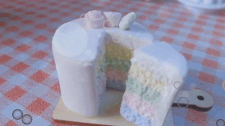 斯人若彩虹, 遇上方知有——七夕特供的玫瑰彩虹蛋糕
