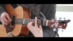 指弹吉他教程《安妮的仙境》